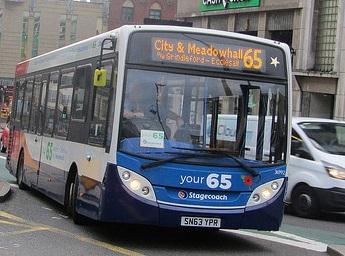 No 65 Bus Service